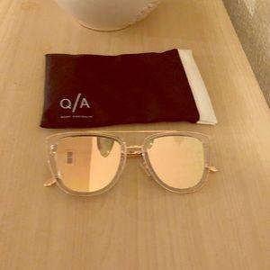 """Quay Australia """"French kiss"""" sunglasses"""